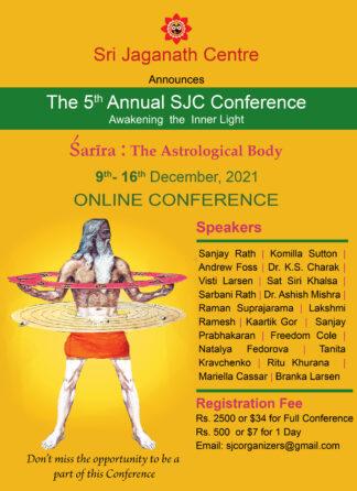 SJC Conference 2021 Online